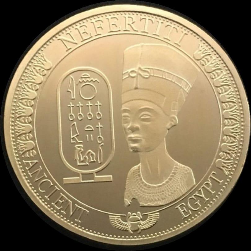 Egyptische munt