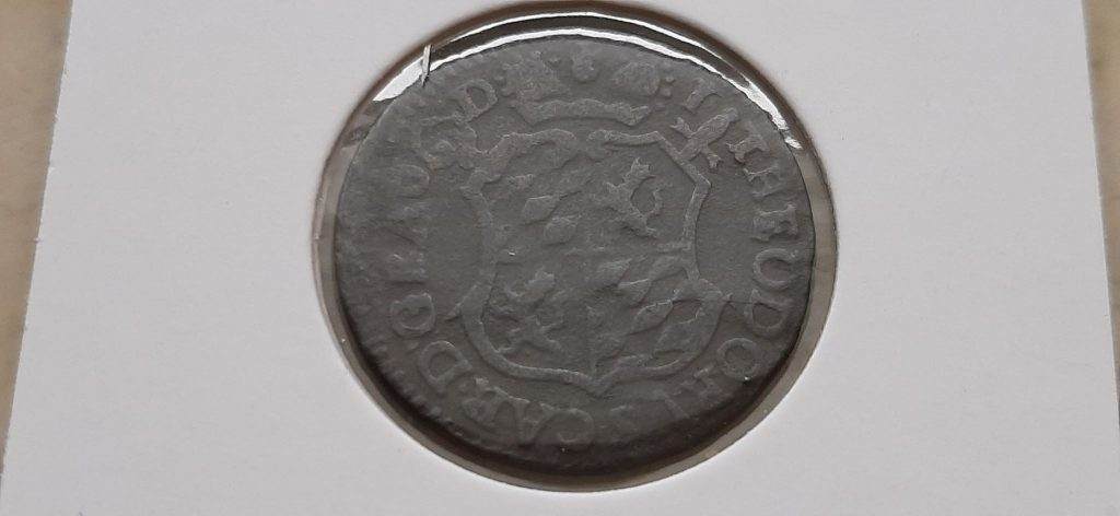 liard 1750 munt