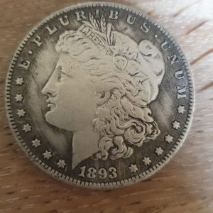 morgan dollar 1893